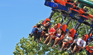 $59 For General Admission Tickets For Two With Parking To Frontier City ($81.98 Value)