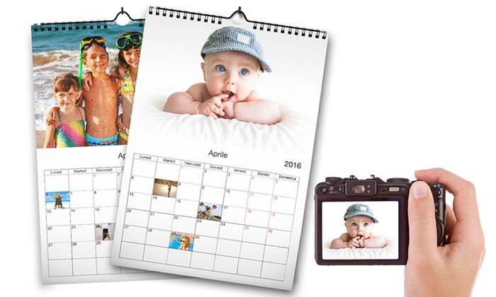 Fotocalendario personalizzato | Groupon Goods