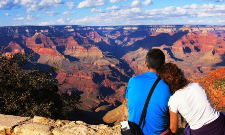Grand Canyon Day Tour for 2, 4, or 6 with Lunch and Transportation at Grand Canyon Adventures (Up to 43% Off)