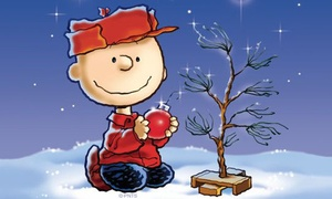 """A Charlie Brown Christmas"": ""A Charlie Brown Christmas"" on Saturday, November 28, at 2 p.m. or 8 p.m."