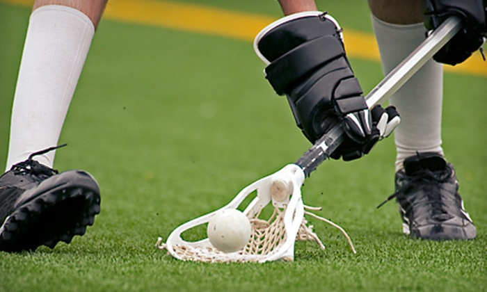 Konica Minolta and Newsday present Metropolitan Lacrosse Classic - Flushing Meadows Corona Park: Metropolitan Lacrosse Classic College Doubleheader at Citi Field on March 17 at Noon (Up to 65% Off)