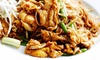 Zen Zero - Lawrence: $15 for Two Groupons, Each Good for $14 Worth of Pan-Asian Cuisine and Drinks at Zen Zero ($28 Total Value)