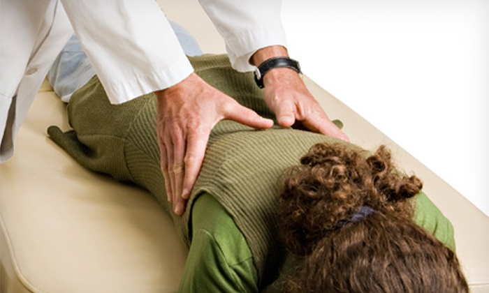 Healthy Life Chiropractic - Bedford Forest: $49 for $110 Worth of Chiropractic Care at Healthy Life Chiropractic