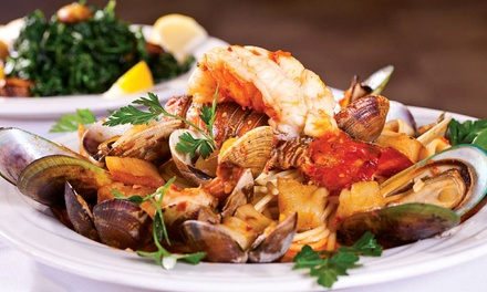 $18 for $30 Worth of Italian Food for Two or More at Pasta Mia West