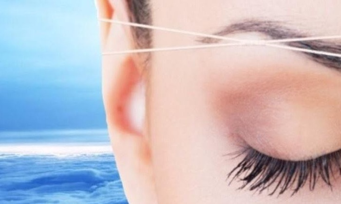 Arched Eyebro Place - Arched Eyebro Place: Up to 54% Off Eyebrow Waxing or Threading at Arched Eyebro Place