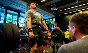 Lakeside CrossFit: Introductory CrossFit Class with Optional Month of Unlimited CrossFit at Lakeside CrossFit (85% Off)