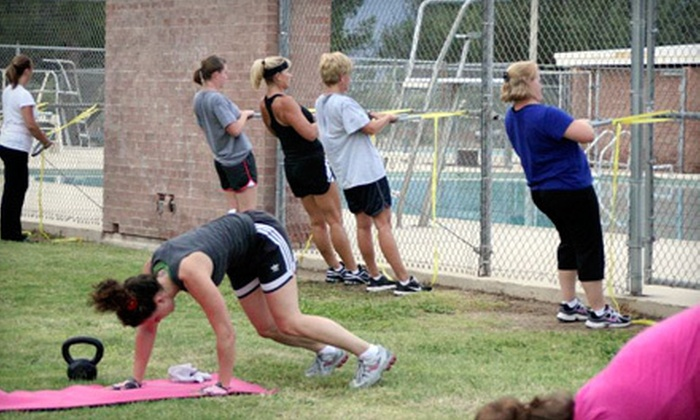 Bodyzen Boot Camps - Multiple Locations: 10 Fitness Boot-Camp Sessions, or One or Two Months of Unlimited Sessions at Bodyzen Boot Camps (Up to 80% Off)