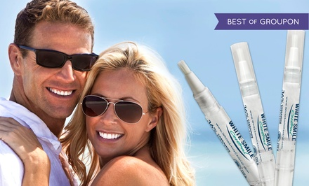 $14 for Three Teeth-Whitening Pens from White Smile Central ($89.85 Value)