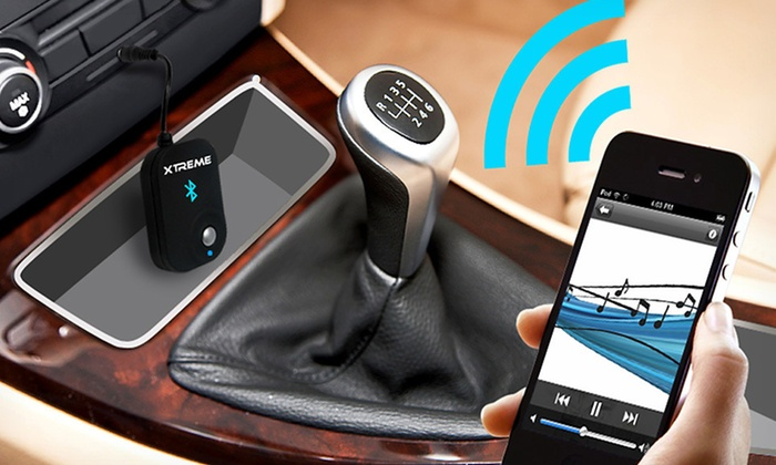Xtreme Bluetooth Wireless Receiver: $12.99 for an Xtreme Bluetooth Wireless Music Receiver ($26.55 List Price). Free Returns.