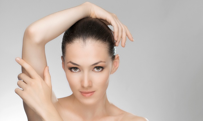 Aurora Aesthetic Surgery & Spa - East Lansing: Laser Hair-Removal Treatments on a Small, Medium, or Large Area at Aurora Aesthetic Surgery & Spa (Up to 79% Off)