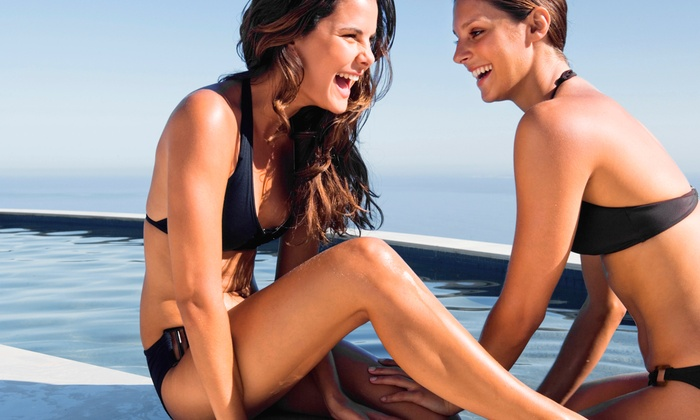 Antonio Michael Salon - Verona: One, Three, or Five Full-Body Airbrush Spray Tans at Antonio Michael Salon (Up to 61% Off)
