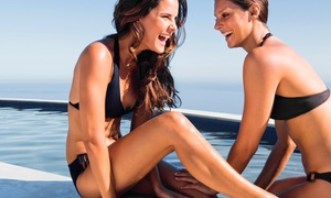 Antonio Michael Salon: One, Three, or Five Full-Body Airbrush Spray Tans at Antonio Michael Salon (Up to 61% Off)