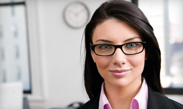 Tru-Valu Optical - Tru-Valu Optical: $59 for a Doctor-Performed Eye Exam with Consultation, and $200 Toward a Complete Set of Glasses at Tru-Valu Optical ($285 Value)