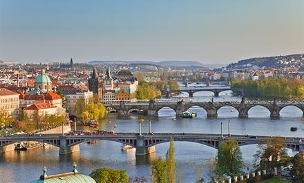 Praga: 1-3 noce dla 2 osób ze śniadaniami w Hotelu Adler
