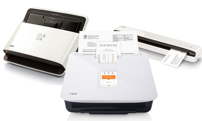 Neatreceipts Or Neatdesk Mobile Neatconnect Doent Scanner Desktop