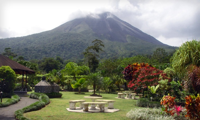 Costa Rica Vacation with Airfare and Rental Car -  Costa Rica: Six-Day, Five-Night Costa Rica Vacation with Roundtrip Airfare and Rental Car from Beyond Boundaries Travel