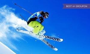 Skyloft Ski Resort: Skiing and Snowboarding at Skyloft Ski Resort (Up to 69% Off). Six Options Available.