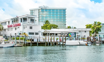 Stay at Bahia Cabana Beach Resort in Fort Lauderdale, FL, with Dates into November