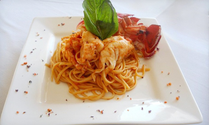 Gina's Bistro - Spring Valley: Italian Cuisine at Gina's Bistro (Half Off). Two Options Available.