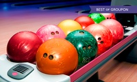 Bowling for Up to Six at Kingpin Bowling (60% Off)