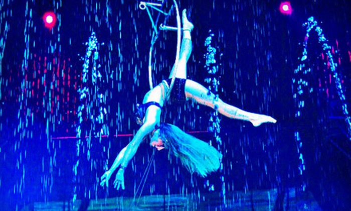 Cirque Italia - Lumberton: Cirque Italia for One Child or One Adult at The Robeson County Fairgrounds on October 25–27 (Up to 44% Off)