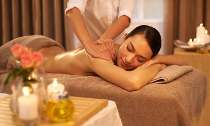 One-Hour Deep Tissue Massage at Little Treats Holistic Therapies at Solutions Health and Fitness (Up to 63% Off)
