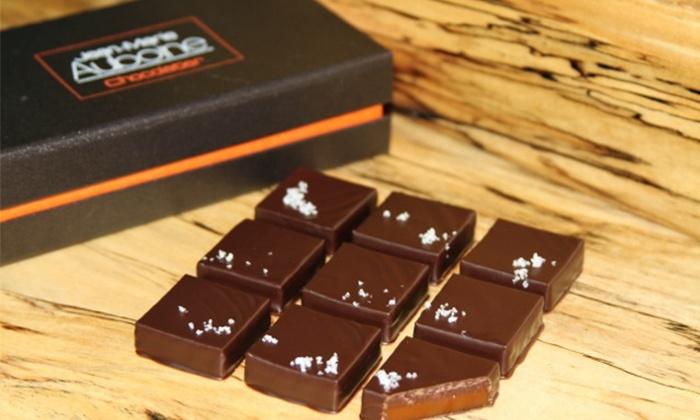 Jean-Marie Auboine Chocolates - Jean-Marie Auboine Chocolatier : Chocolates and Candies at Jean-Marie Auboine Chocolatier (Up to 50% Off). Two Options Available.