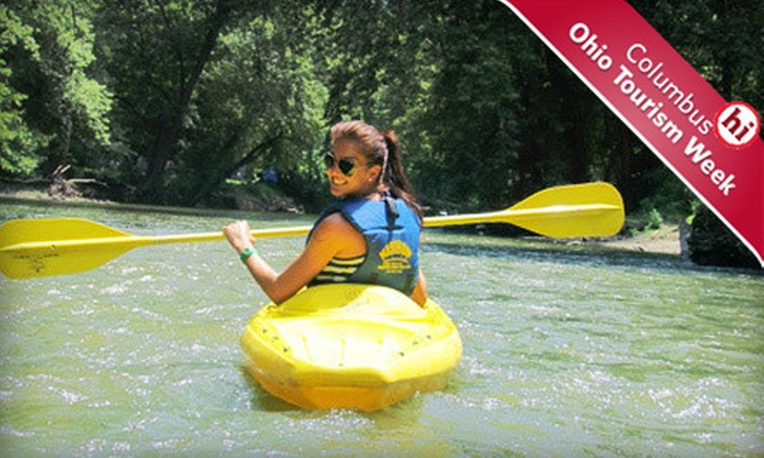 Wally World Riverside Resort - Loudonville: $49 for Two Nights of Camping and a Canoe Rental for Two at Wally World Riverside Resort in Loudonville ($126 Value)