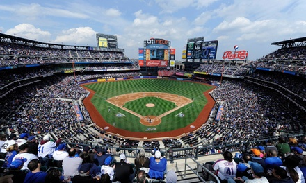 New York Mets Game at Citi Field. Four Games and Four Seating Options Available.