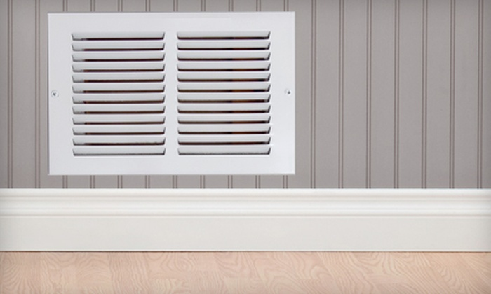 Freedom Heating and Cooling - Freedom Heating and Cooling: HVAC Cleaning and Tune-Up Packages from Freedom Heating and Cooling (Up to 88% Off). Three Options Available.