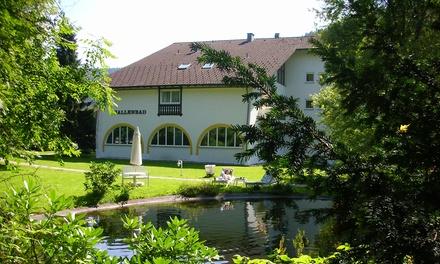 Schwarzwald: 3 Tage für Zwei inkl. Frühstück, 1x 4-Gänge-Dinner und Sauna im 4* Hotel Terra Nova