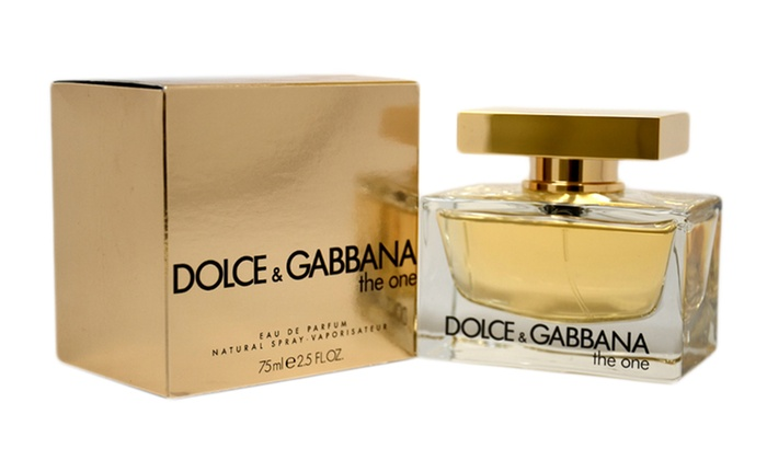 dolce gabbana the one groupon goods. Black Bedroom Furniture Sets. Home Design Ideas