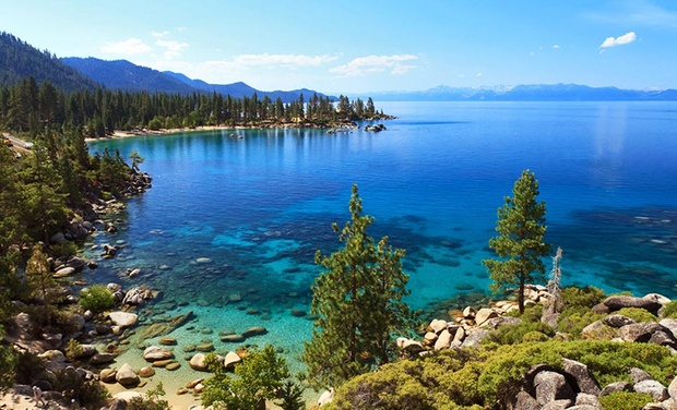 Lake Tahoe Resort Hotel - South Lake Tahoe, California: Stay at Lake Tahoe Resort Hotel in California, with Dates into December
