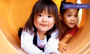 Lost in Fun: 10 Indoor-Playground Outings for Kids at Lost in Fun (Up to 48% Off). Three Options Available.