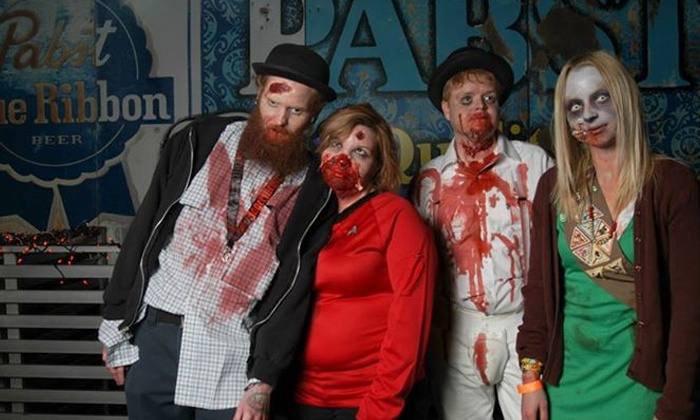 Zombies & Brews - East Atlanta Village - Glenwood Pub: $20 for Zombie Pub Crawl for Two on October 25 at Zombies & Brews ($40 Value)