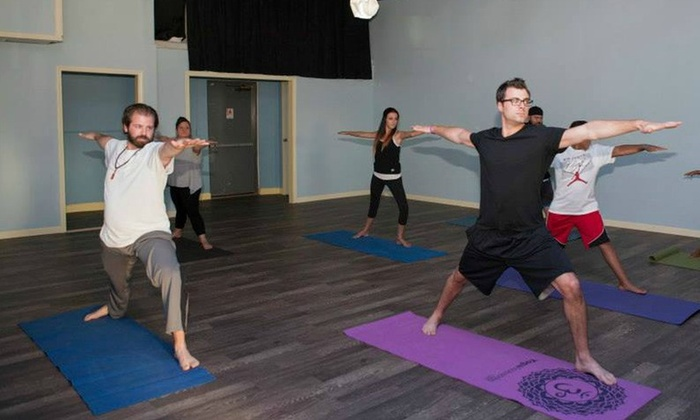 Eternal Bliss Yoga Center - Henrietta: 10 Yoga Classes at Eternal Bliss Yoga Center (50% Off)