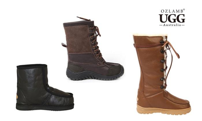 416d5bab827 Ozlamb Outdoor UGG Boots | Groupon Goods