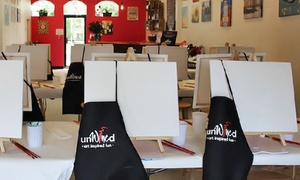 unWined: Painting and Sipping Classes at unWined (Up to 52% Off)