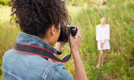 30-Minute Outdoor Photo Shoot with Retouched Digital Images from Alohabug Photography (71% Off)
