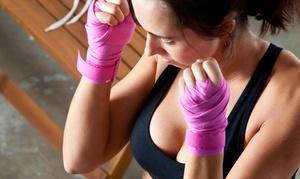 Primal Punch Fitness: Up to 66% Off Kickboxing & Bootcamp at Primal Punch Fitness