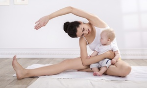 Get Fit with Ginny: Two, Four, or Six 60-Minute Get Fit with Baby Classes at Get Fit with Ginny (Up to 62% Off)