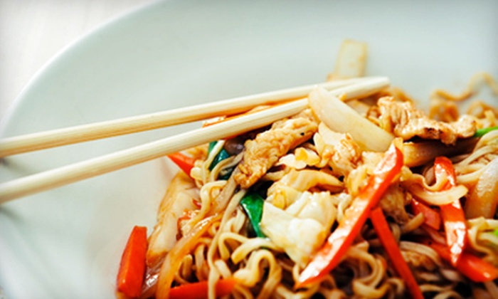 Tasty Thai Cafe - Clearwater: $5 for $10 Worth of Thai Dinner Cuisine at Tasty Thai Cafe