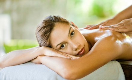 Couples Aromatherapy Massage Package or Individual Aromatherapy Massage Package (Up to 66% Off)