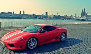 SPEED YOUR LIFE by Adriano Pesce: Ferrari 360 F1 CS oder Corvette C5 Z06 selber fahren inkl. Einweisung bei SPEED YOUR LIFE by Adriano Pesce
