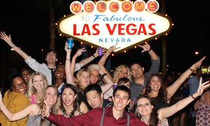 Las Vegas NightCrawler: Club Outing for One, Two, or Four from Las Vegas NightCrawler (Up to 59% Off). Nine Options Available.