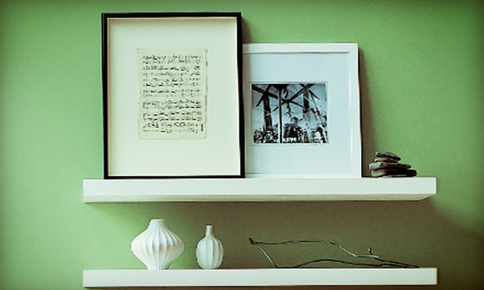 Jadite Galleries - Hell's Kitchen: Custom Framing at Jadite Gallery (Up to Half Off). Two Options Available.