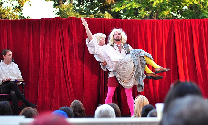 """""""The Complete Works of William Shakespeare (Abridged)"""" - Multiple Locations: """"The Complete Works of William Shakespeare (Abridged)"""" on August 26–28 (Up to 60% Off)"""