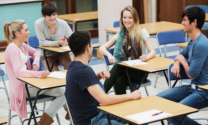 Academic Aptos - Rio del Mar: One Hour of Tutoring, One Month of Study-Lounge Access, or SAT-Prep Package at Academic Aptos (58% Off)