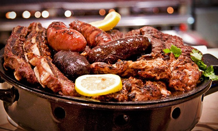 Parrillada el Gaucho - Miramar: Uruguayan Steak-House Cuisine for Dinner at Parrillada el Gaucho (Up to 53% Off). Two Options Available.
