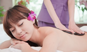 DR Massage and Fitness: Hot Stone Massage (£10.90) Plus Facial (£15.90) at DR Massage and Fitness (Up to 60% Off)